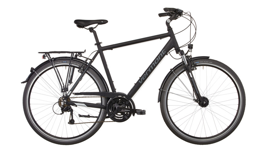 Vermont Brentwood Touring Bike black